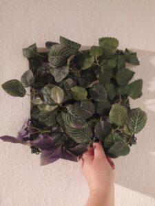 Ikea Fejka kunstig plante kvadrat