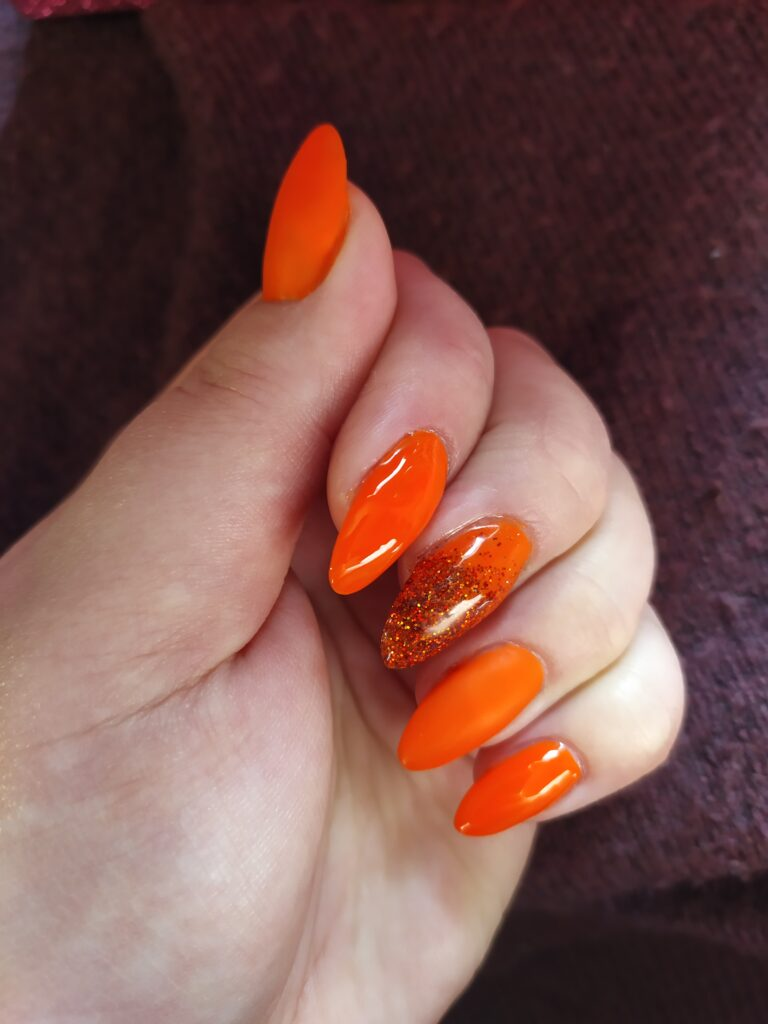 Jolifin nail gel polish glitter